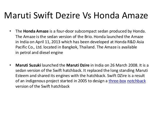 Marketing Strategy Suzuki Vs Honda