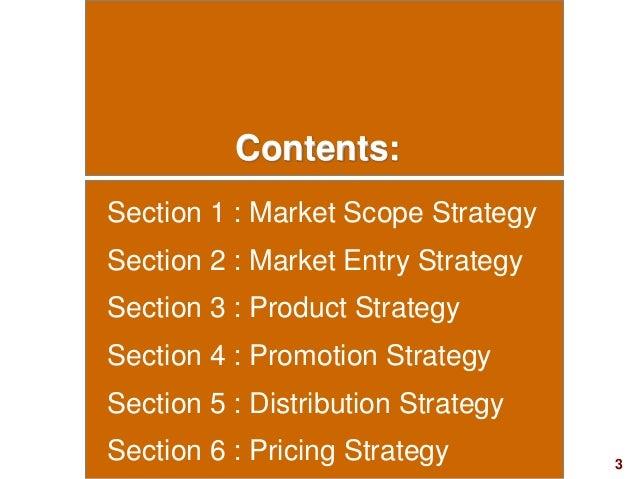 Marketing strategy ppt slides Slide 3