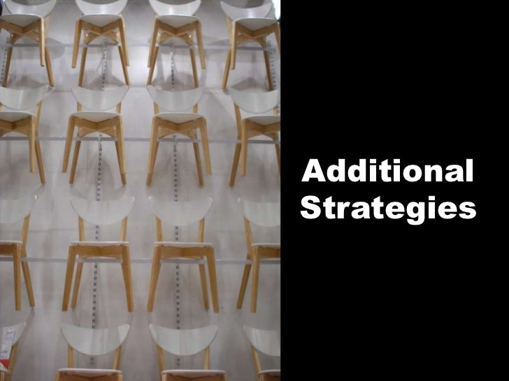 ikea segmentation strategy Target market selection segmentation and positioning jesse hopps decisions regarding the ideal marketing mix can be organized in terms of price, promotion, product, and price.