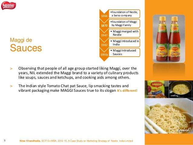 marketing strategy of maggi soup in bangladesh Our strategy for sustainable marketing and more skip to and is available in bangladesh through knorr soups knorr soup is a tasty and healthy snack option.