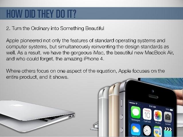 Marketing Strategy Case Study - Apple