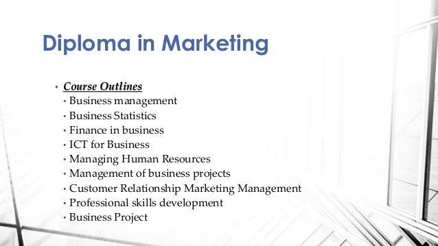 marketing strategy for marketing diploma diploma