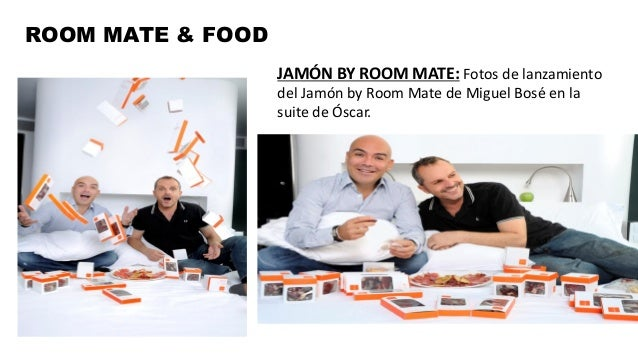 Jamon By Room Mate