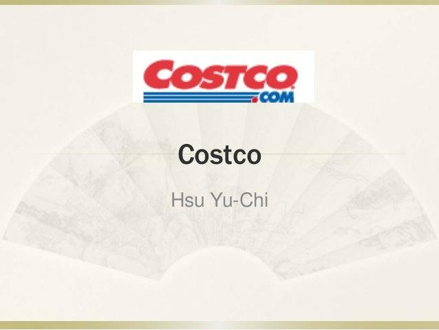 Costco Hsu Yu-Chi