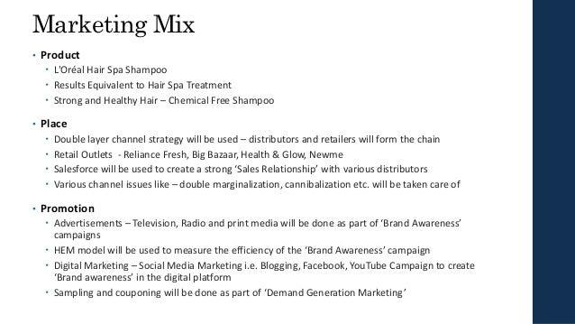loreal marketing strategy pdf