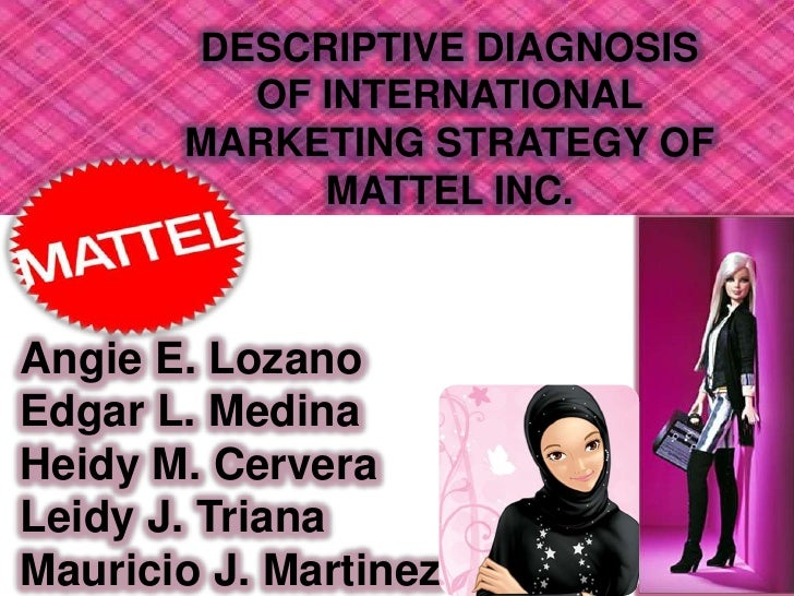 a case study of mattel inc Oboolocom search and publish your papers our guarantee.