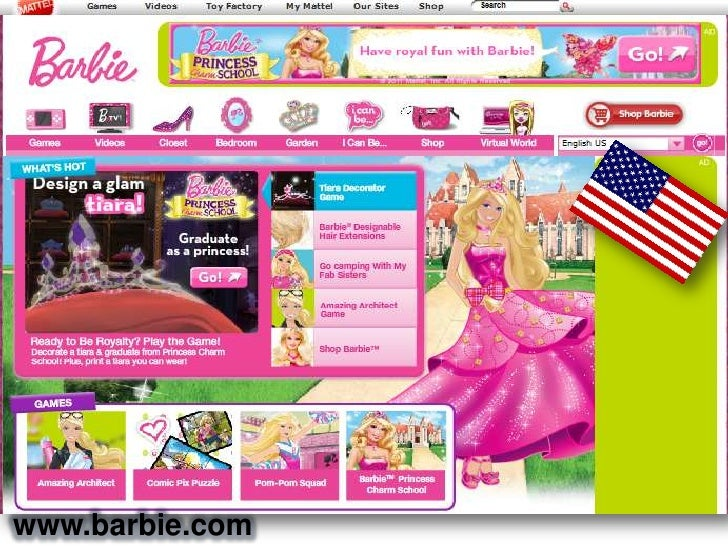 Beyond Barbie: Mattel Plans Digital Transformation