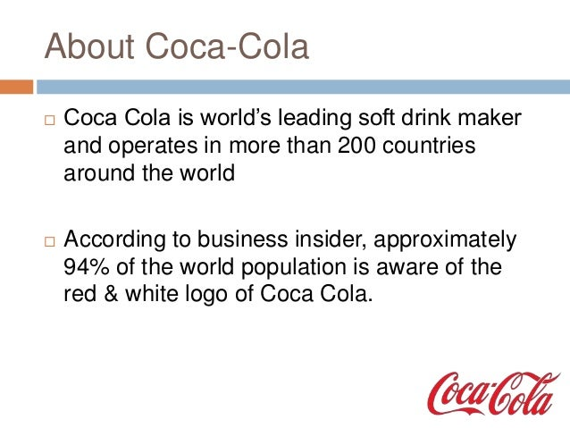 coca cola marketing strategy in different countries