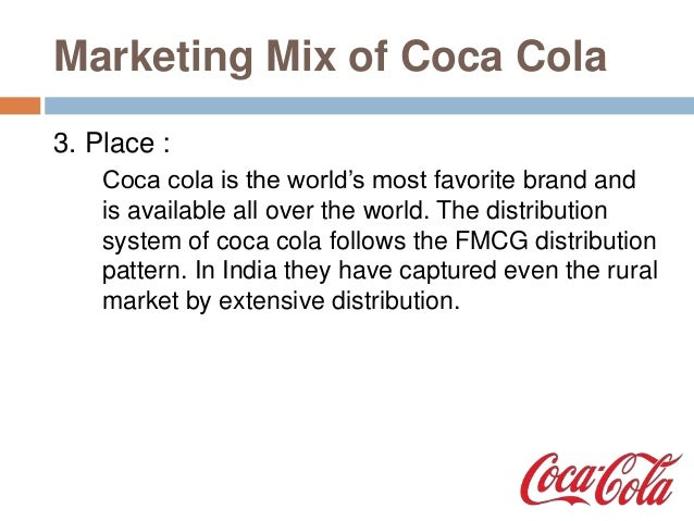 coca cola brand strategy Introduction-: coca-cola is a carbonated soft drink sold in stores, restaurants and vending machines internationally the coca-cola company claims that the beverage.