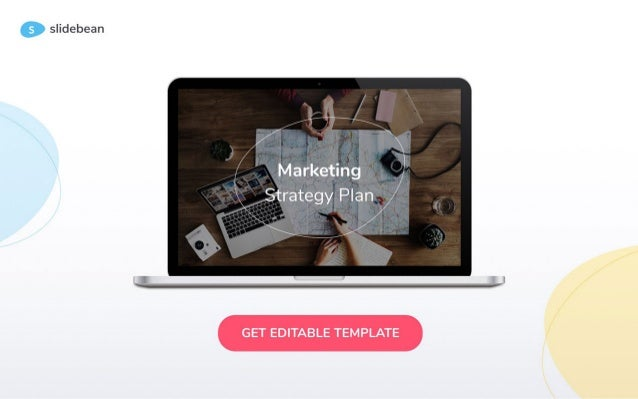 Marketing Strategy Plan Template (Free PDF Download)