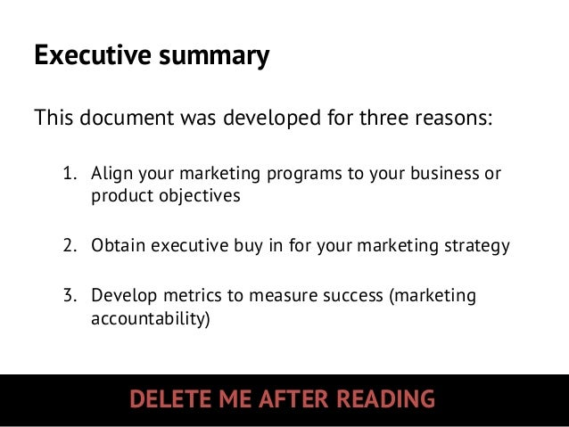 2015 Marketing Strategy & Planning Template Slide 3