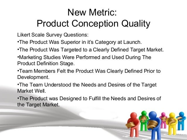 Great Products Need Little Advertising: New Product Development
