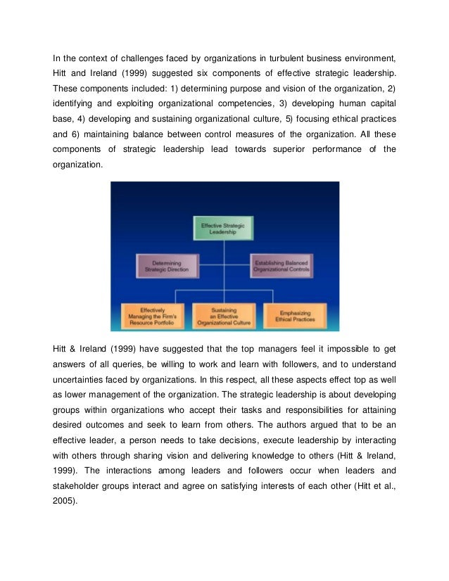 thesis in leadership Implementation of a leadership development program for greenheck fan methodology a review of literature was conducted on leadership development benchmarking was.