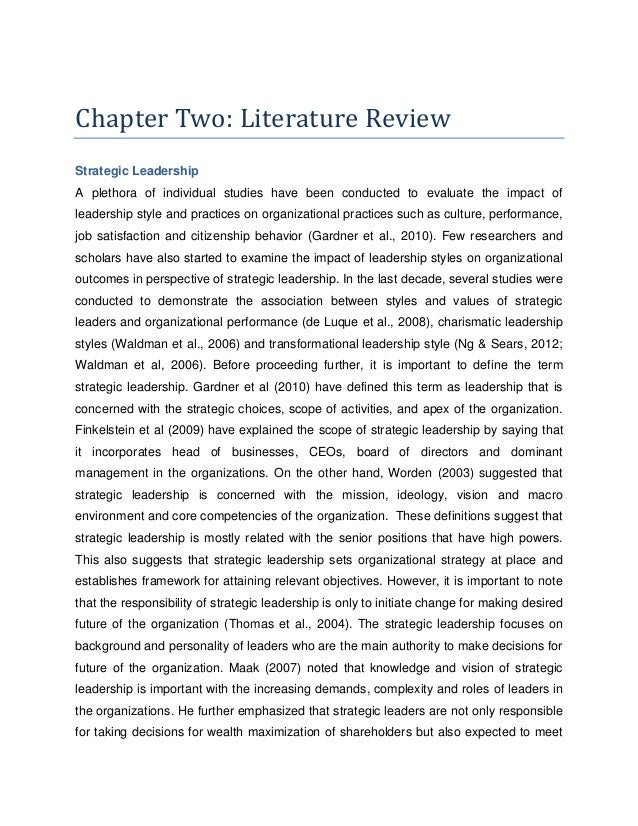 literature review on leadership style and employee performance Literature review:does leadership style impact employee job to analyze the effect of autocratic leadership style on job performance of academic librarians.
