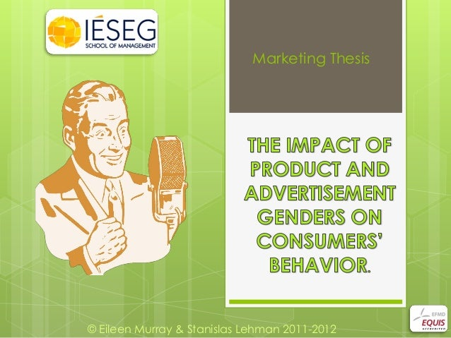 impact of advertisement on consumers 2018-07-12 consumer behaviour emerged in the 1940s and 50s as a distinct sub-discipline in the marketing areain order to succeed in today's dynamic and rapidly evolving marketplace, marketers need to know everything about consumers.