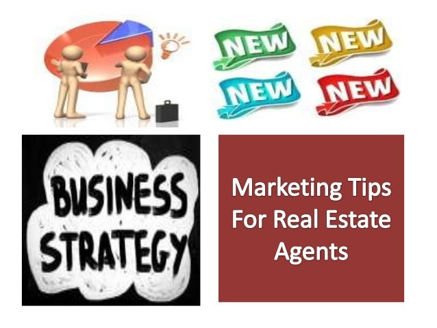 • In real estate, you have to market yourself daily. While the issue sounds quite obvious, a lot of real estate agents don...