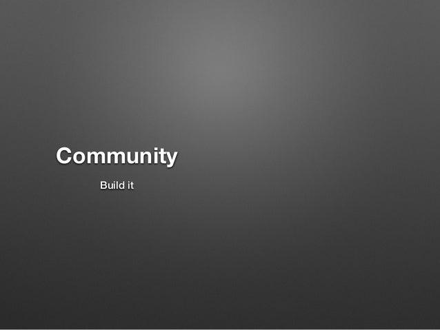 Tech Community Meetups Send your DevRel here