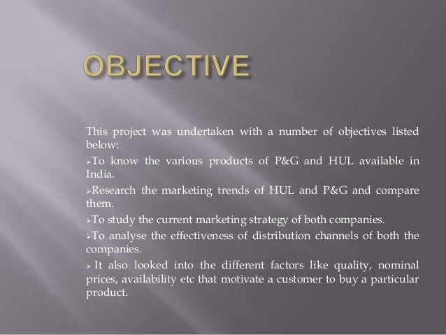 objectives of hul company Unilever corporate purpose requires the highest standards of corporate  behaviour.