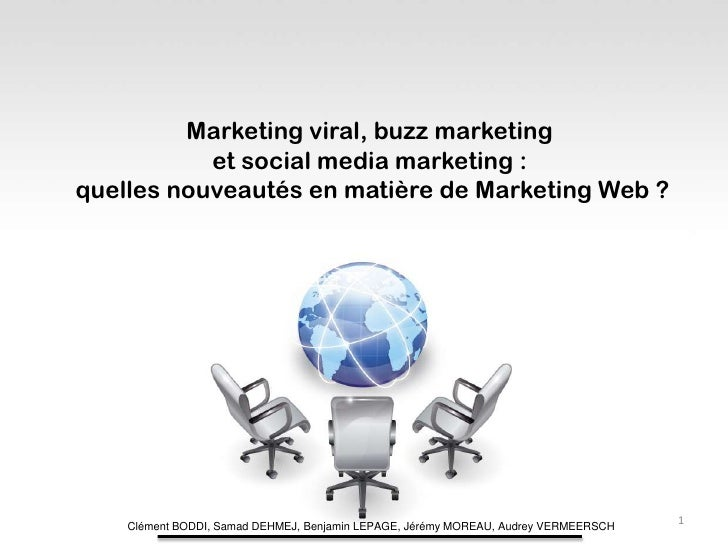 Marketing viral par cb, sd, bl, jm, av