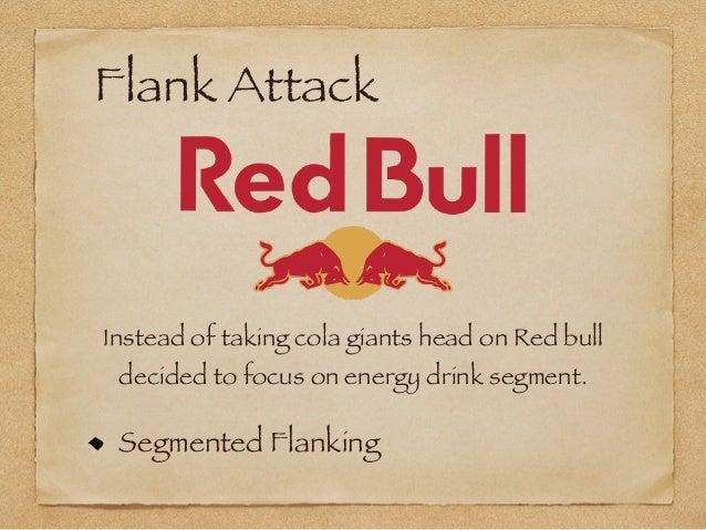 Flanking marketing