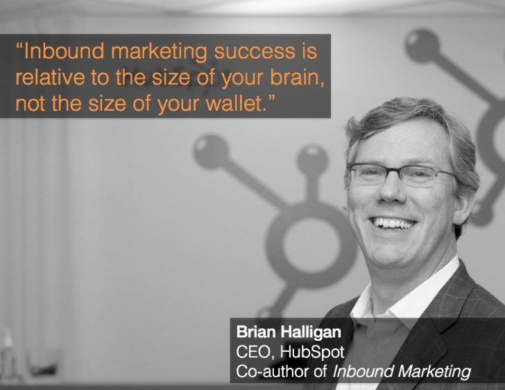 Marketing Wisdom: 10 Marketing Tips From the Speakers of 2011 Inbound Marketing Summit Slide 2
