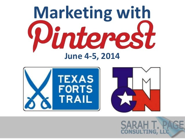 Marketing with June 4-5, 2014