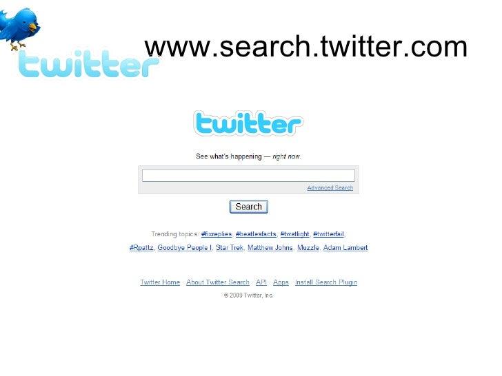 www.search.twitter.com