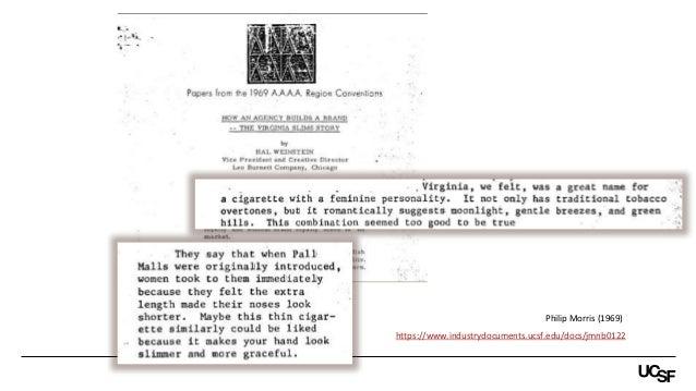 https://www.industrydocuments.ucsf.edu/docs/jmnb0122 Philip Morris (1969)