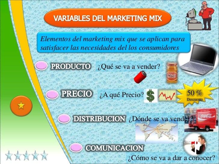 Marketing mix Slide 2