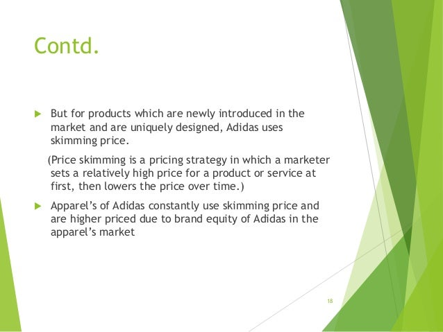 puma pricing strategy What is adidas' marketing strategy a:  to achieve this, the company's marketing strategy consists of six parts: maintaining variety in its brand portfolio .