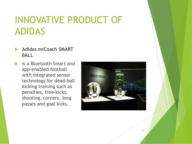 4ps of marketing of adidas As a market-orientated organisation adidas continuously identifies and  the  marketing mix, often referred to as the 4ps, is a means of assessing how to.