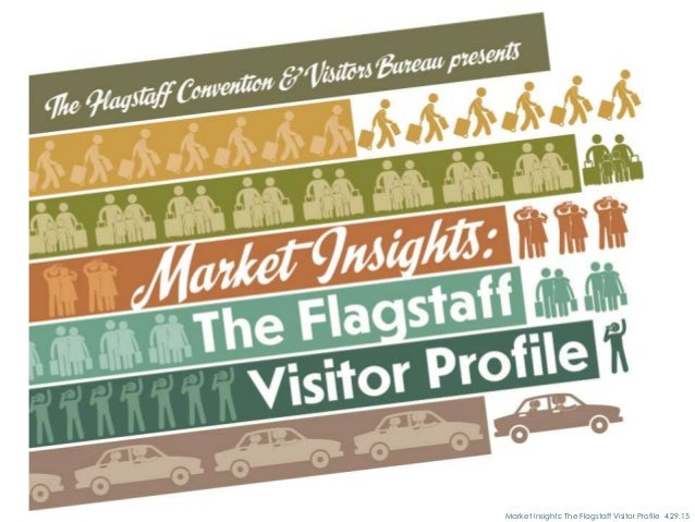 Market Insights: The Flagstaff Visitor Profile 4.29.15