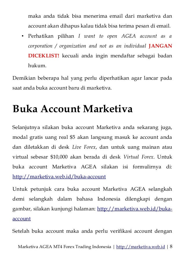 Marketiva forex