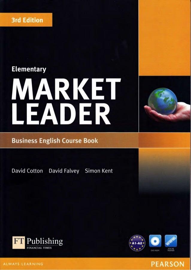 скачать книгу market leader elementary