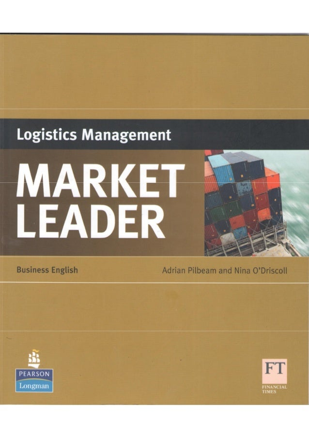 importance of logistics management pdf