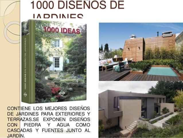 Marketlibro - Jardines y exteriores ...