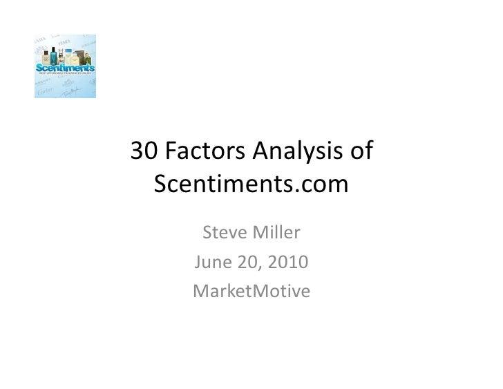 Market Motive Conversion Project