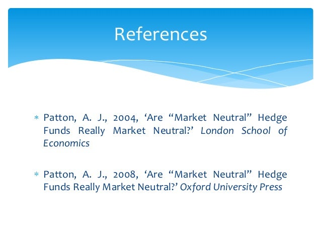 Forex market neutral hedge strategy