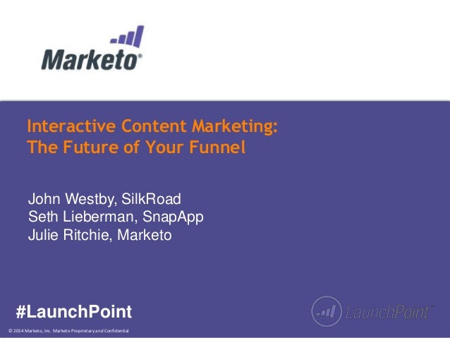Interactive Content Marketing: The Future of Your Funnel