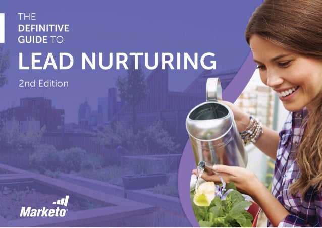 TABLE OF CONTENTS INTRODUCTION Why Should I Read the Definitive Guide to Lead Nurturing? PART I: WHAT IS LEAD NURTURING? D...