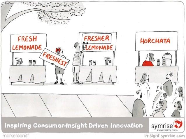 Inspiring Consumer Insight Driven Innovation - Horchata