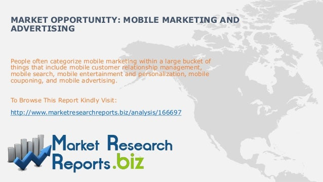 People often categorize mobile marketing within a large bucket ofthings that include mobile customer relationship manageme...