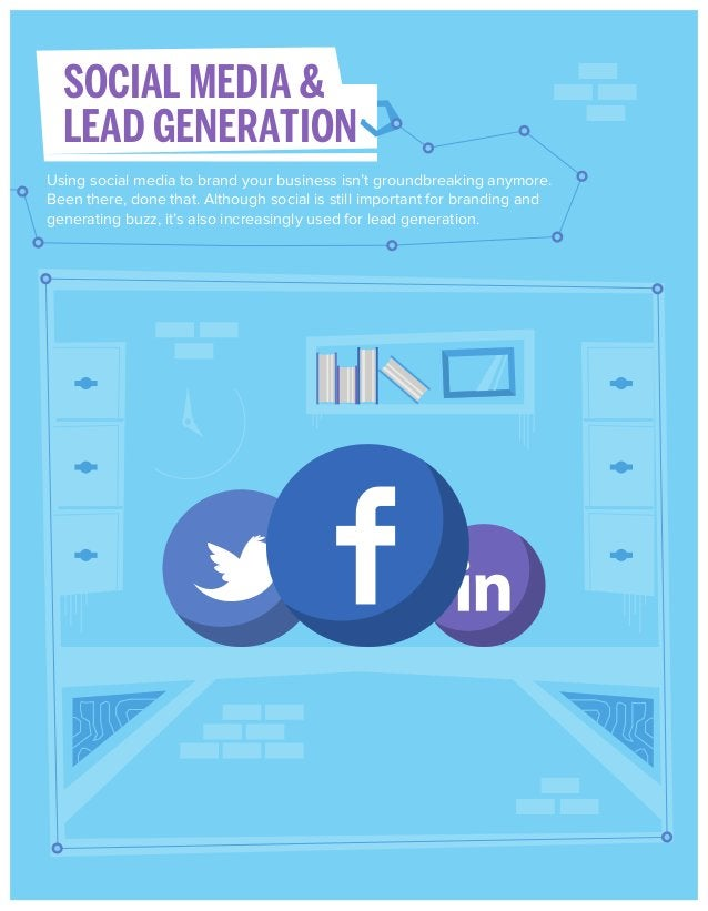 The Definitive Guide to Lead Generation Workbook
