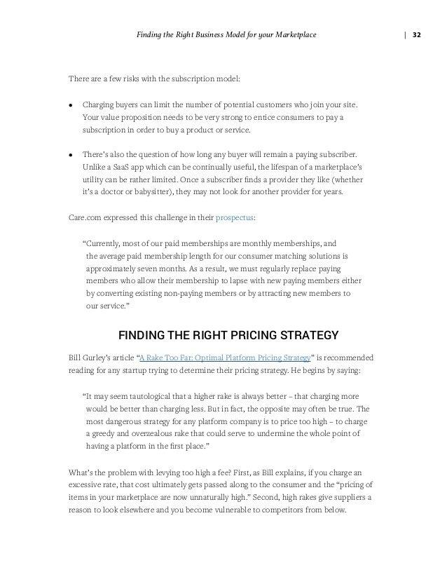 Marketplace Handbook
