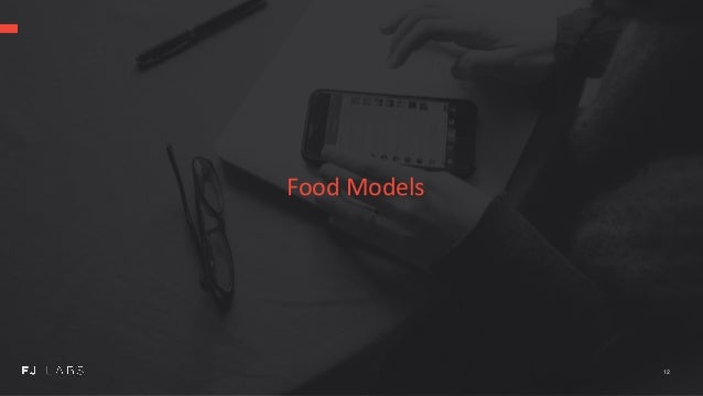 Food Models 12