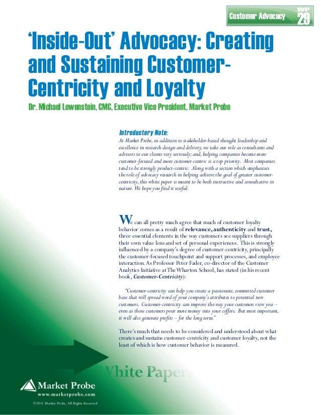 WP                                                                                                   Customer Advocacy    ...