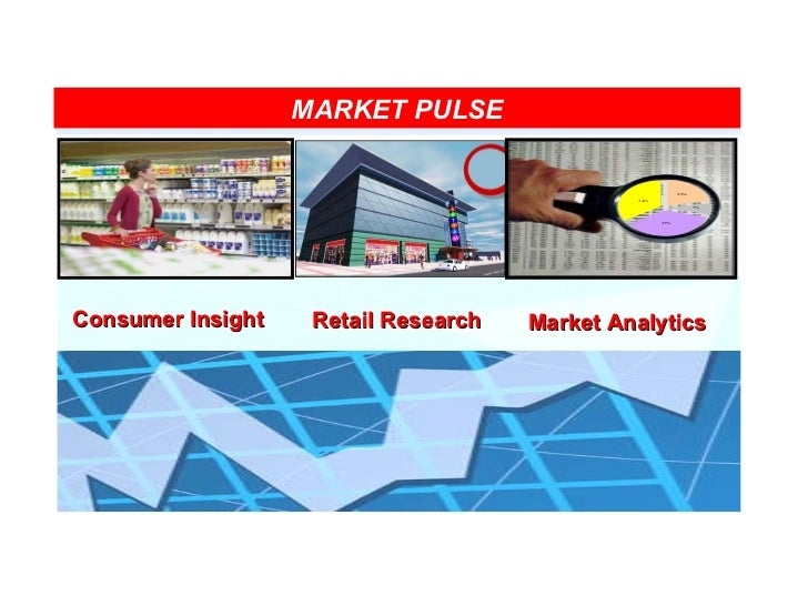 MARKET PULSE Retail Research   Market Analytics   Consumer Insight