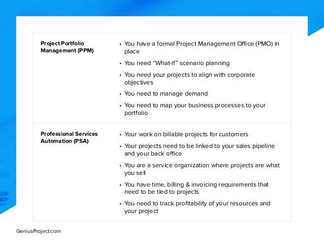 Market Landscape Report: Navigating The Pm & Ppm Software Sector