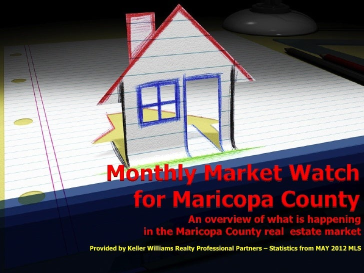Provided by Keller Williams Realty Professional PartnersStatistics from May 2012 MLS