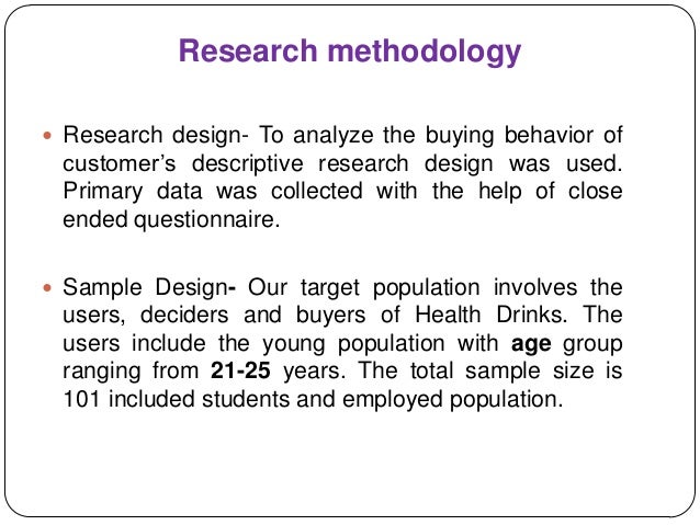 cadburys design and methodology of marketing research Research methodology on cadbury an overview of research methodology research defines as a scientific and systematic search for pertinent information on a specific topic in fact, research is an art of scientific investigation the term research refers to the systematic method consisting of enunciating the problem, formulating a hypothesis , collecting the facts or data , analyzing the facts.